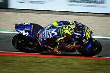 MotoGP Assen 2018: Valentino Rossi hält Podest für möglich