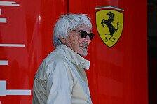 Ecclestone exklusiv: Vettel bei Ferrari nur Angestellter