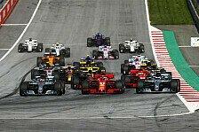 Formel 1 Spielberg 2018, Räikkönen: Hatte Angst vor Start-Crash