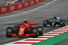 Formel 1 Silverstone: Räikkönen schießt Hamilton ab, Strafe