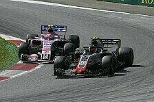Formel 1: Haas verzichtet auf Protest gegen Urteil - Nachspiel?