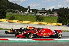 Sebastian Vettel nach Strafe: Dürfen nicht mehr Rennen fahren