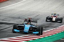 Erste GP3-Pole für David Beckmann auf dem Red Bull Ring