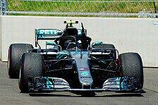 Nach Ausfall: Bottas mit neuem Mercedes-Motor in Silverstone
