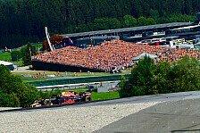 Formel 1 Spielberg 2019: Rahmenprogramm, Zeitplan in Österreich