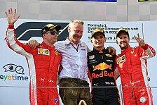 Formel 1 Österreich 2018, Ticker-Nachlese zu Verstappen-Sieg