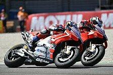 Ducati-Zoff: Jorge Lorenzo teilt gegen Andrea Dovizioso aus