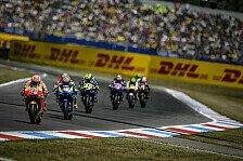 MotoGP Analyse Assen: Spielte Marc Marquez mit seinen Gegnern?