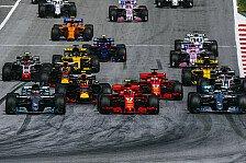 Formel 1, Analyse: Wie groß sind Mercedes' Start-Probleme?