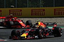 Formel 1 2018, Horner: Red Bull sollte diese WM anführen