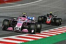 Formel 1, Force India zurück im Spiel: Reifenchaos sei Dank