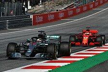 Trainingsanalyse Silverstone: Ferrari und Mercedes im Zweikampf