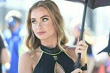 MotoGP Dutch TT 2018: Grid Girls beim Grand Prix in Assen