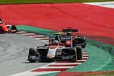 GP3 Sotschi: Pulcini siegt am Samstag - Aufholjagd von Beckmann