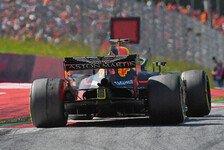 Formel 1 Österreich, Pirelli erklärt: So kam es zum Blistering