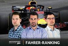 Formel 1, Fahrerranking Österreich: Verstappen bricht Ricciardo