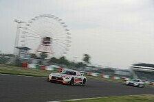 Blancpain GT Series Asia: P3 für Patric Niederhauser in Suzuka