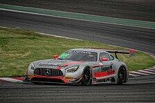 Blancpain GT Series Asia: Sieg in Fuji für Patric Niederhauser