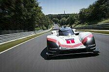 Porsches Nordschleifen-Rekord - Fotos: Neue Beauty Shots
