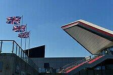 Formel 1 2018: Bilder Großbritannien GP - Mittwoch