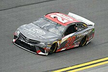 NASCAR Daytona: 1. Sieg für Erik Jones nach zwei Verlängerungen