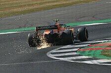 Formel 1 Silverstone, Training kompakt beim Großbritannien GP