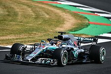 Formel 1, Hamilton: Silverstone wie Nordschleife, Ferrari-Angst