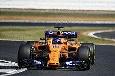 Formel 1, Alonso unsicher: Zwei Zehntel zwischen Q1 und Q3