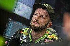Superbike-WM: Tom Sykes verlässt Kawasaki mit Saisonende