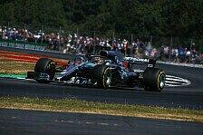 Formel 1: Hamilton auf Pole, verletzter Vettel beißt sich durch