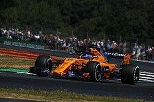 Alonso: McLaren verdient P13, Sauber jetzt so schnell wie Haas