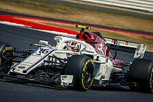 Formel 1 Hockenheim - Leclerc verrät: Darum ist Sauber so stark