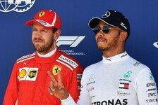Formel 1 Favoriten-Check: Welche Rolle spielt Vettels Nacken?