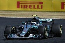 Formel 1, Bottas angefressen: Mein Bestes nicht gut genug