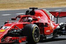Formel 1 2018: Großbritannien GP - Rennen