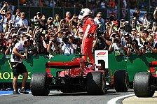 Formel 1 Silverstone 2018, Vettel-Sieg in der Ticker-Nachlese