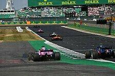 Formel 1: Rambo-Move kostet Gasly Punkt, Perez froh: war unfair