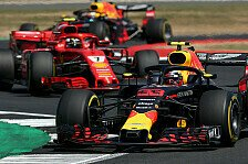 Formel 1 Silverstone: Pirelli bringt härteste Reifenmischungen