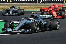 Formel 1, Mercedes gesteht: Silverstone sieht gut für uns aus