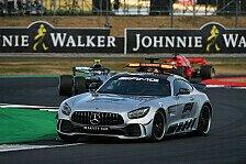 Formel 1: 2018 mit dem schnellsten Safety Car der Geschichte