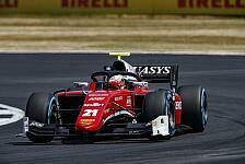 Formel 2 Abu Dhabi 2018: Fuoco siegt im Sprintrennen vor Norris