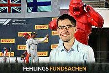 Formel 1, Fehlings Fundsachen: So irre war der Triple-Header
