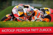MotoGP - Video: MotoGP-Videoblog: Alles zu Dani Pedrosas Rücktritt