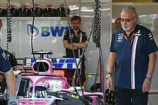 Formel-1-Team Force India und Milliardär Stroll: Was geht da?