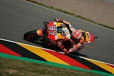 MotoGP Sachsenring 2018: Marquez holt Pole in letzter Sekunde