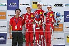 Mick Schumacher holt Formel-3-Podest in Zandvoort