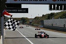 Formel 3 Zandvoort: Zweiter Sieg für Aron, frühes Aus für Mick