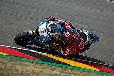 Stefan Bradl nach MotoGP-Comeback: Habe gute Leistung gezeigt