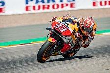 MotoGP Sachsenring 2018: Marc Marquez holt 9. Sieg in Folge