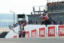 MotoGP 2018 - Marc Marquez: Ich liebe dich, Sachsenring!